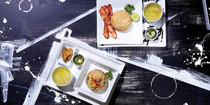 Signature Dishes, Greyhound Cafe (Elements), Tsim Sha Tsui, Hong Kong