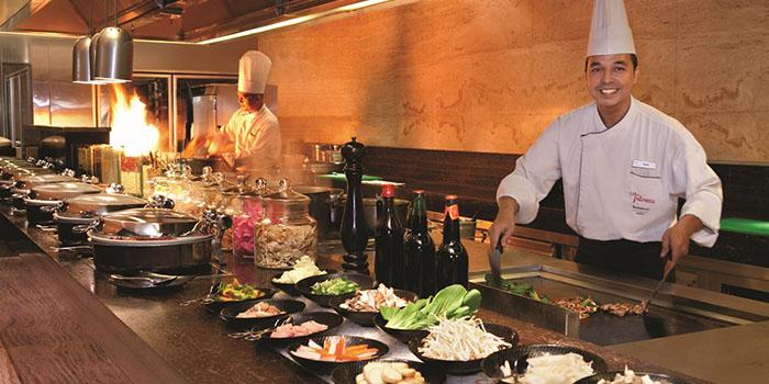 Dish 2 at Signatures - Hotel Indonesia Kempinski, Jakarta