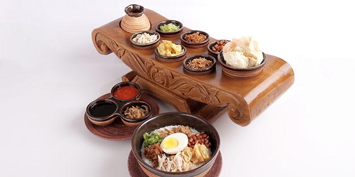 Dish 1 at Signatures, Kempinski Jakarta