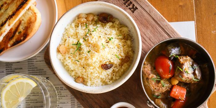 Special Dishes from Kika Kitchen & Bar at 14 Convent Rd, Silom, Bang Rak, Bangkok