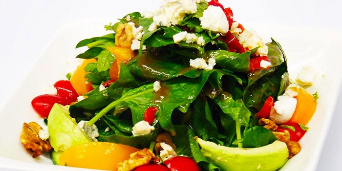 Spanish Salad, Grill 28, Wan Chai, Hong Kong