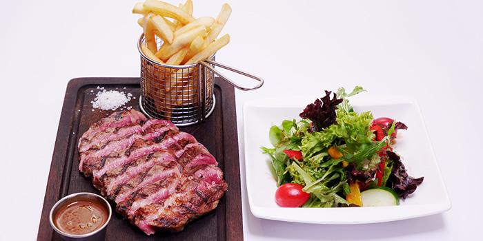 Steak, Grill 28, Wan Chai, Hong Kong