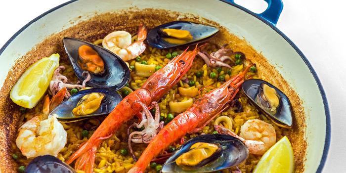Rice from Oceanfront Restaurant in Kok-Tanode Road Karon Muang Phuket, Thailand