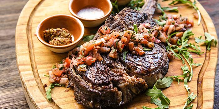 Tomahawk Steak, Jamie's Italian, Tsim Sha Tsui, Hong Kong