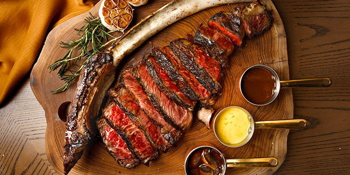 Tomahawk from 665°F at Andaz Singapore in Bugis, Singapore