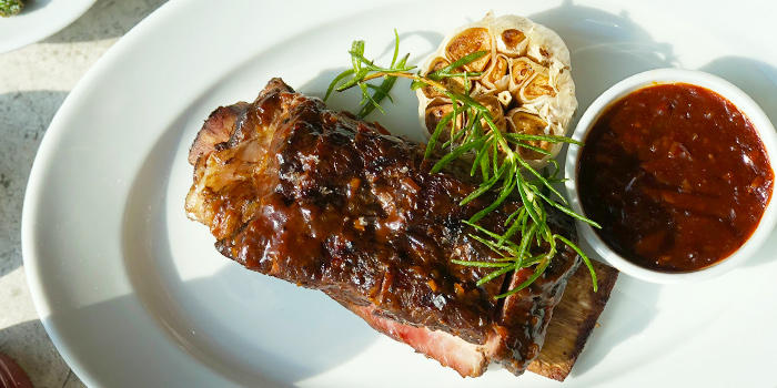 USDA Primbe Beef Short Rib from 665°F at Andaz Singapore in Bugis, Singapore