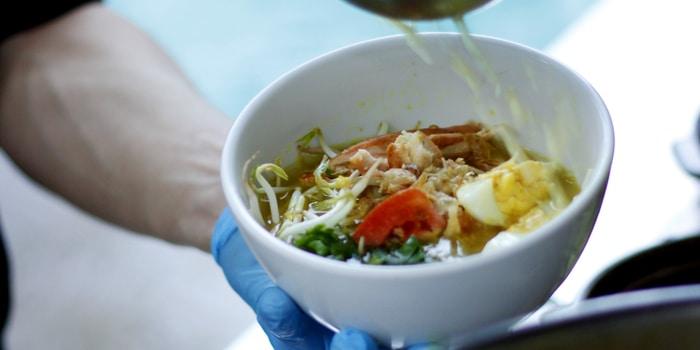 Ramadhan 1 at OPEN} Restaurant (DoubleTree By Hilton Jakarta)