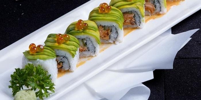 Sushi Rolls 1 at URO Japanese Dining & Sake Bar