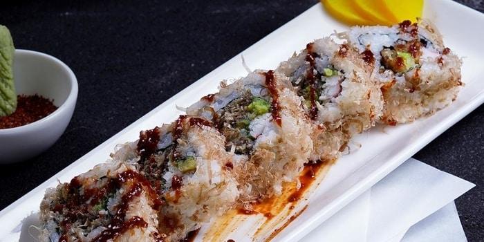 Sushi Rolls 2 at URO Japanese Dining & Sake Bar