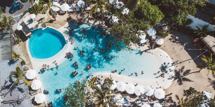 Pool 2 at Mrs Sippy Bali