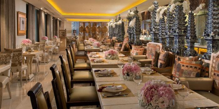 Interior from Table8, Nusa Dua, Bali