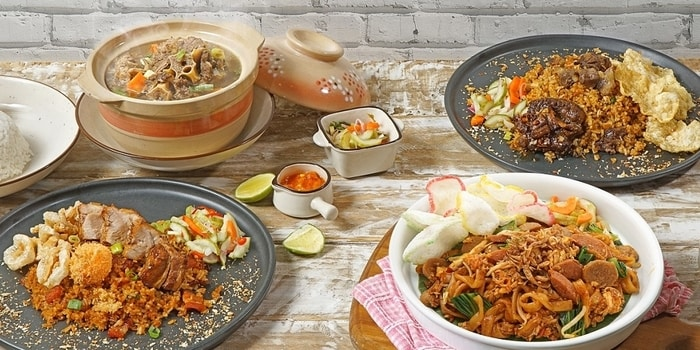 Dish 3 at Social Affair (Mall Kelapa Gading)