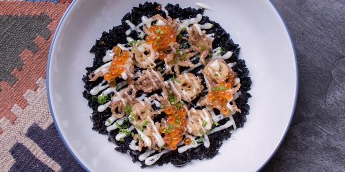 Food from Kilo Bali