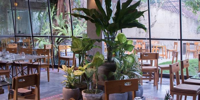 Interior from Kilo Bali