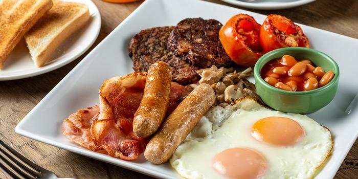 Big Breakfast from Scruffy Murphy
