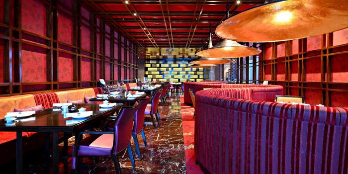 Ambience of Fei Ya at Renaissance Bangkok Ratchaprasong Hotel Fl.3 518/8, Ratchaprasong Rd. Lumphini, Pathum Wan Bangkok