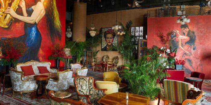 Ambience of Flamenco at Emquartier Helix 9th floor Khlongton Nua, Wattana Bangkok