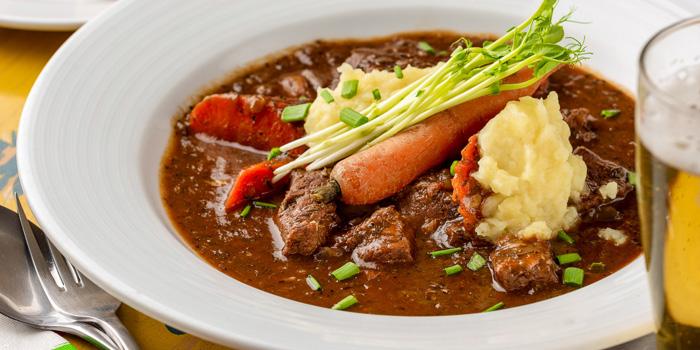 Beef Stew from The Australian Pub & BBQ at from The Australian Pub & BBQ at 37 Sukhumvit Soi 11 Khlong Tan Nuea, Wattana Bangkok