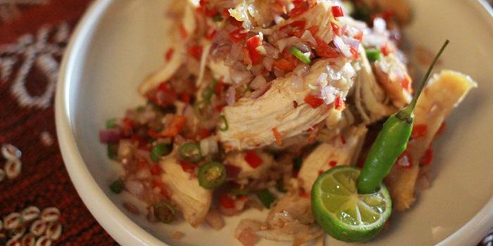 Food from CHOPS! Meat & Gin, Seminyak, Bali