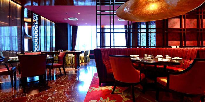 Dining Room of Fei Ya at Renaissance Bangkok Ratchaprasong Hotel Fl.3 518/8, Ratchaprasong Rd. Lumphini, Pathum Wan Bangkok