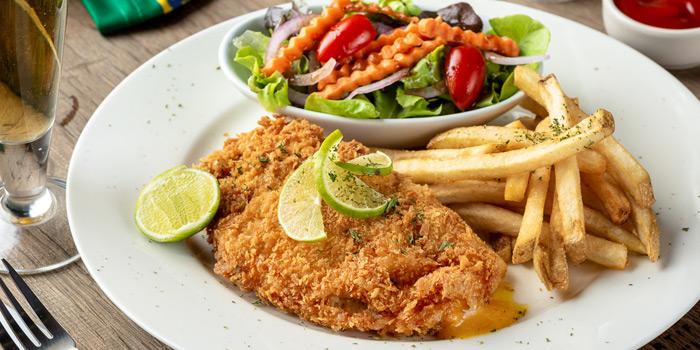 Fish & Chips from Scruffy Murphy