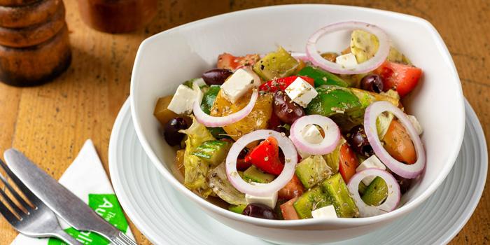 Greek Salad from The Australian Pub & BBQ at from The Australian Pub & BBQ at 37 Sukhumvit Soi 11 Khlong Tan Nuea, Wattana Bangkok