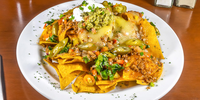 Nachos from The Kiwi Pub Sports & Grill at 4/4-5 Soi Preeda, Soi Sukhumvit 8, Khlong Toei Bangkok