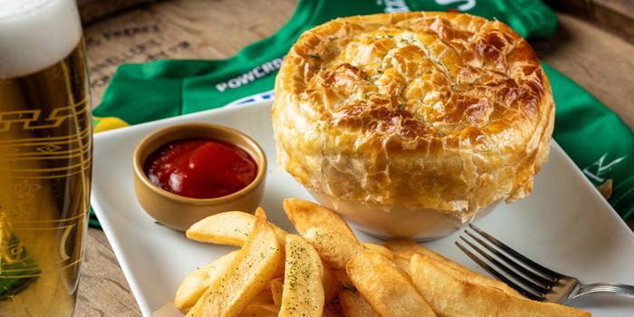 Pot Pie from Scruffy Murphy