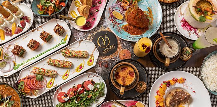 Jashan Celebrating Indian Cuisine