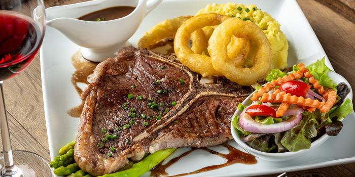 T-Bone Steak from Scruffy Murphy