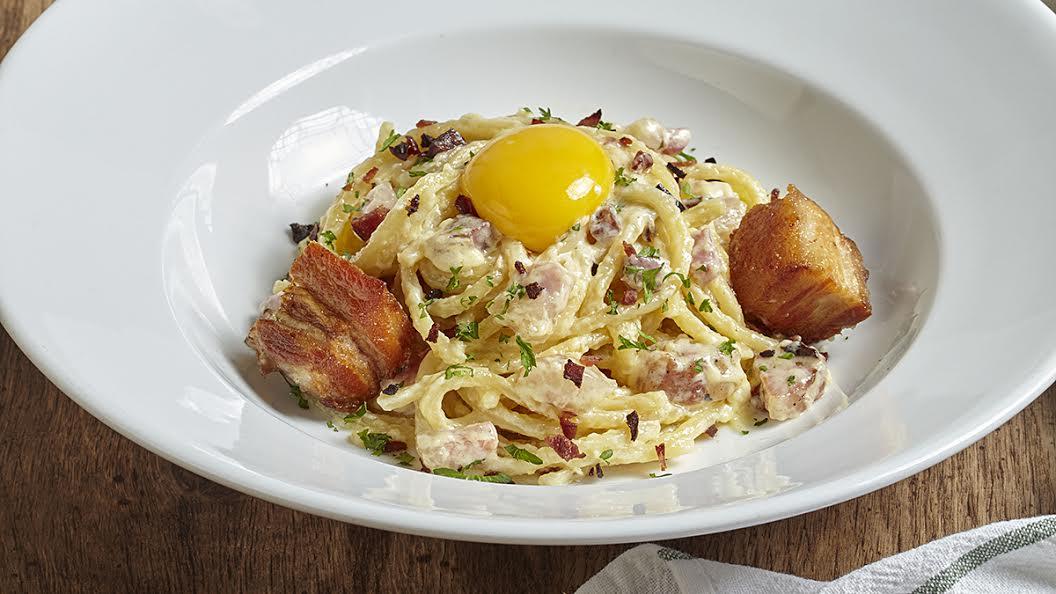 Pasta Carbonara image