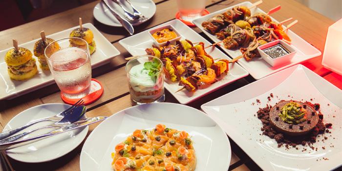 Dinner Meal of RedSquare at Novotel Bangkok Sukhumvit 4 Hotel 27 soi Sukhumvit 4 Klongtoey Bangkok
