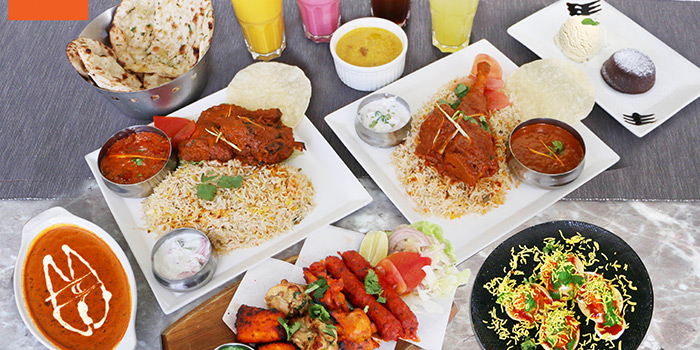 Father Day Set for 4 (1-16 Jun) from Zaffron Kitchen (East Coast) in East Coast, Singapore