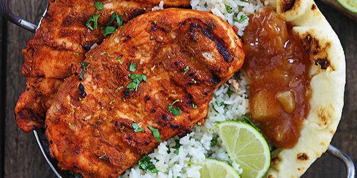 Dish 2 at The Viceroy Indian Restaurant, Senopati