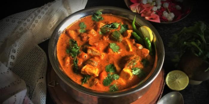 Dish 3 at The Viceroy Indian Restaurant, Senopati