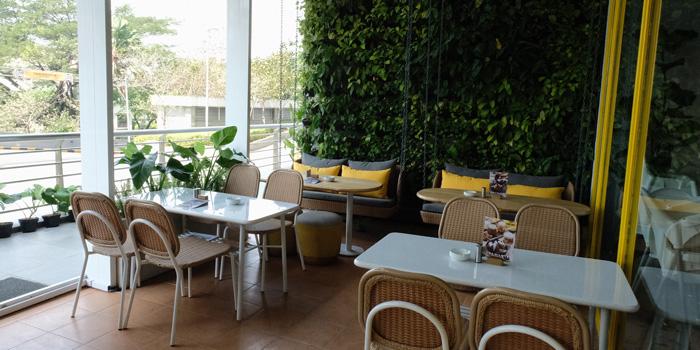 Interior 2 at Social Affair, Pantai Indah Kapuk