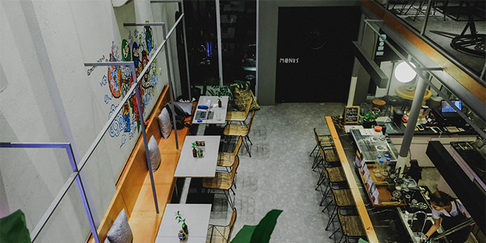 Ambience 3 at Monks