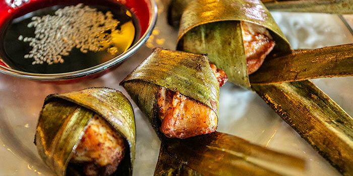 Food from 555 Thai, Canggu, Bali