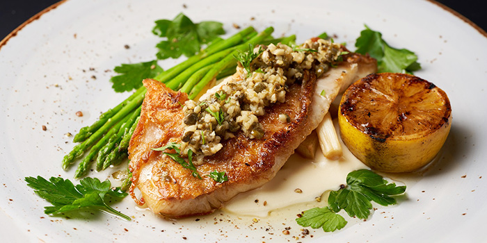 Grilled Red Snapper from Ninethirty in East Coast, Singapore