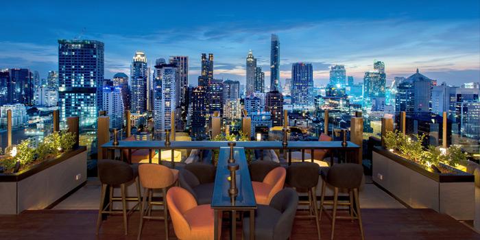 Ambience from CHAR Bangkok at Hotel Indigo Bangkok Wireless Road, Bangkok