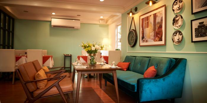 Ambience from Nuvola Caffe Milanese at 58 Thong Lo 5 Alley Klongtan Nhua, Khet Watthana Bangkok