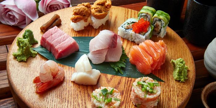 Assorted Sashimi, Tokio Joe, Lan Kwai Fong, Hong Kong