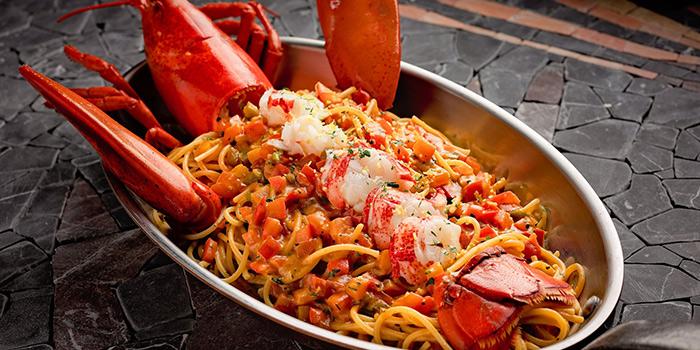 Lobster Spaghetti, Estiatorio Keia, Central, Hong Kong