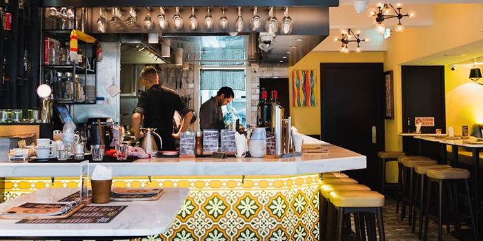 Bar, El Cerdo, Wan Chai, Hong Kong