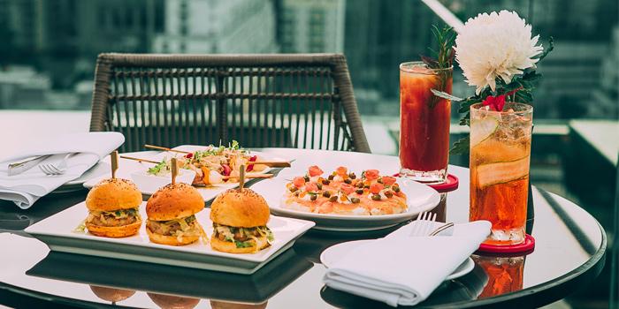 Slider Burger from RedSquare at Novotel Bangkok Sukhumvit 4 Hotel 27 soi Sukhumvit 4 Klongtoey Bangkok