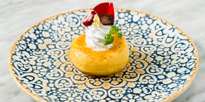 Cafe Claire Baba au Rhum from Cafe Claire at Oriental Residence Bangkok 110 Wireless Road Lumpini, Pathumwan Bangkok