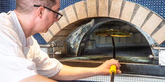 Chef, Amalfitana Artisan Pizza Bar, Repulse Bay, Hong Kong