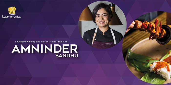 Chef Amninder 2