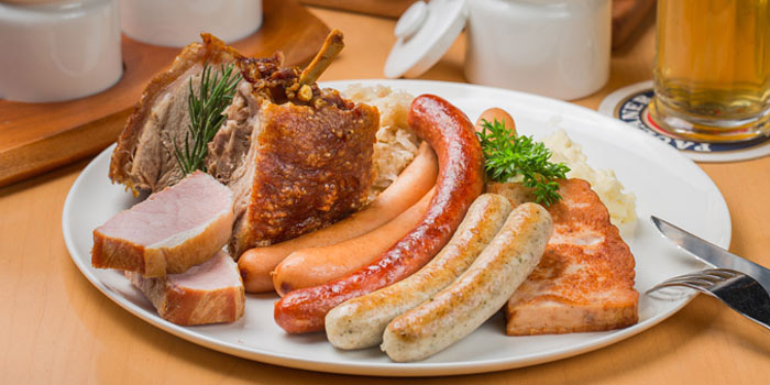 Food 1 at Paulaner Bräuhaus - Hotel Indonesia Kempinski Jakarta