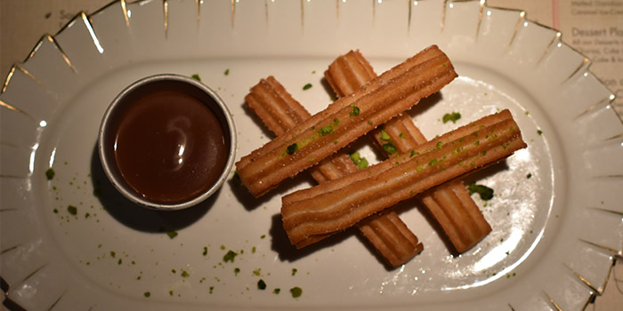 Churros, Cassio, Central, Hong Kong